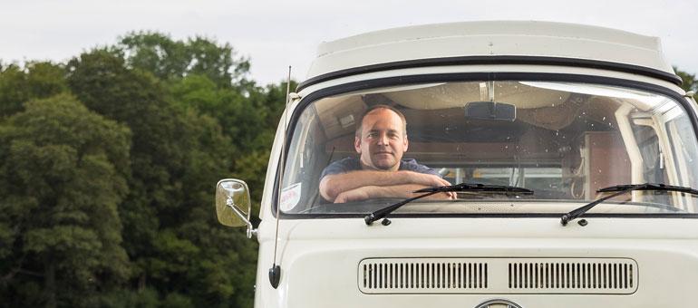 Just Kampers Insurance - Classic Camper