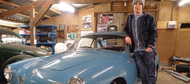 Just Kampers Insurance - Classic Car