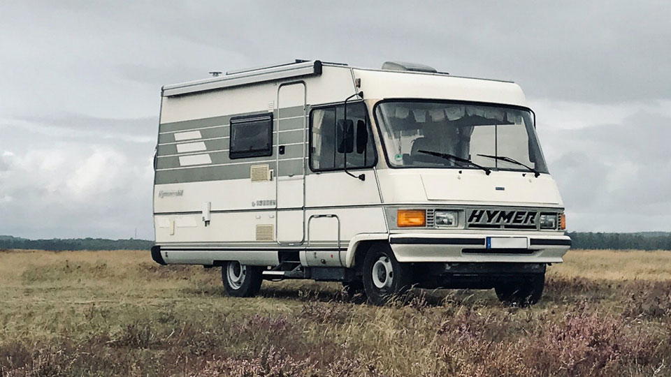 Just Kampers Insurance Hire Cover